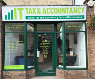 IT Tax & Accountancy Ltd Office Front